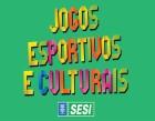 Sesi-Cuiab� promove Jogos Esportivos e Culturais 2014 at� o dia 31