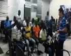 Haitianos t�m possibilidade de promo��o ap�s curso de portugu�s oferecido pelo Sesi-Rondon�polis