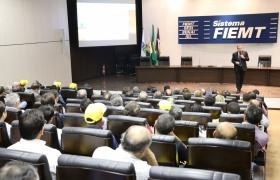 Empresários recebem informações sobre o FCO 2017 na Fiemt