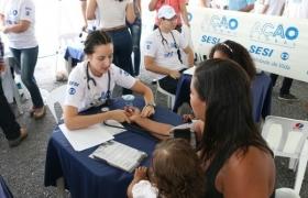 Ação Global oferecerá mais de 70 serviços neste sábado em Sinop