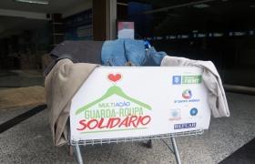 Edição especial: Multiação arrecada roupas e sapatos para doação