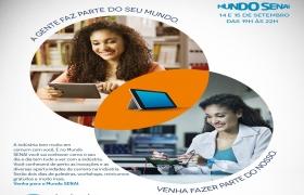 Profissões: Mundo Senai promove mais de 100 oficinas e palestras gratuitas em nove municípios
