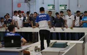 Mundo Senai auxilia jovens a escolher carreira