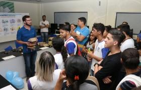 Mundo Senai atrai seis mil pessoas em Mato Grosso