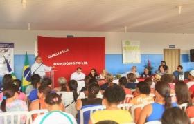 Qualifica Rondonópolis tem mais de 300 inscritos