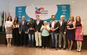 Prêmio Bom Exemplo anuncia vencedor