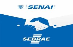 Parceria Senai e Sebrae promove desconto de 70% em consultorias e treinamentos