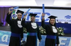Mato Grosso recebe 85 profissionais com graduação tecnológica