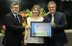 Sesi e Senai recebem homenagem por 10 anos de Certificado de Responsabilidade Social