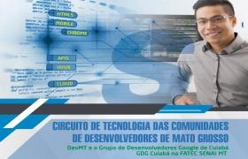 Circuito de Tecnologia apresenta novidades e opções de carreira na área de TI