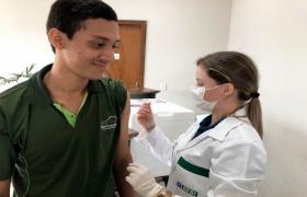 Sesi oferece vacina contra gripe H1N1 para indústrias de todo o Estado