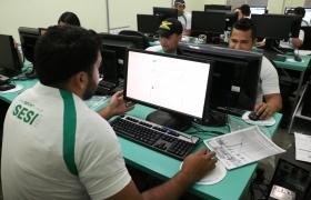 SESI prorroga matrículas para EJA em Várzea Grande