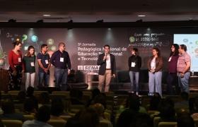 Aplicativo desenvolvido por professores do Senai vence prêmio nacional