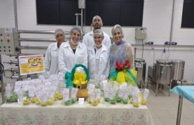 Fatec promove feira de novos produtos do curso de Tecnologia em Alimentos