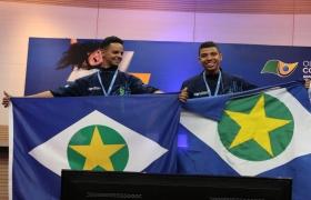 Estudantes do Senai Mato Grosso conquistam ouro nas seletivas do mundial de Educação Profissional