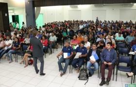 Entrada solidária: Seminário de Segurança e Saúde está com inscrições abertas em Juína