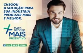 Senai Juína lança Mato Grosso Mais Produtivo