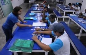 Sesi em Cáceres conta com 200 vagas gratuitas para EJA