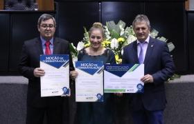 Sesi e Senai recebem Certificado de Responsabilidade Social