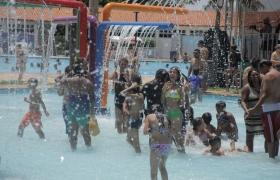 Sesi Park funcionará de quinta a domingo até o mês de janeiro