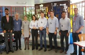 Comitiva de MT realiza visita técnica à FIEMG