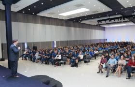 Interação Sesi Senai 2019 reúne mais de 700 profissionais de todo o estado