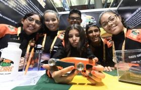 Estudantes do Sesi MT ganham prêmio em campeonato de Fórmula 1
