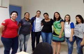 Grupo formado por estudantes mulheres realiza encontro na Fatec