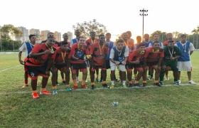 Águas Cuiabá vence Torneio da Indústria do Sesi