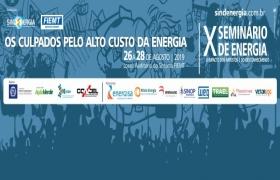 Seminário vai discutir o impacto dos impostos na conta de energia