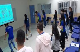 Sesi Escola volta às aulas com dinâmicas e muita interação