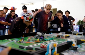 Festival de Robótica abre um mundo de possibilidades a alunos de escolas públicas de Mato Grosso