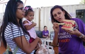 Indústria da Construção promove dia de cidadania e lazer aos trabalhadores em Cuiabá