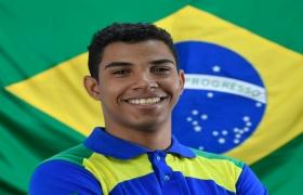 Mato-grossense representa o Brasil em mundial na Rússia