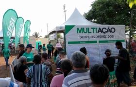 Multiação realiza 7.510 mil atendimentos em Várzea Grande