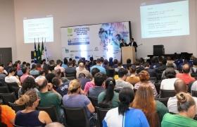 Simp�sio de inicia��o cient�fica re�ne alunos de v�rias institui��es na Fatec Senai Cuiab�