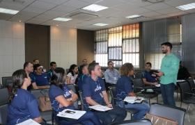 Equipe do Sesi MT participa de curso sobre Higiene Ocupacional