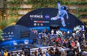 Maior do planeta: Hackathon internacional promovido pela NASA come�a nesta sexta-feira