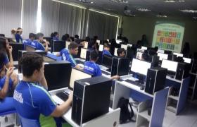 Alunos do Sesi Senai participam de oficina Emprega Talentos da Fatec e IEL