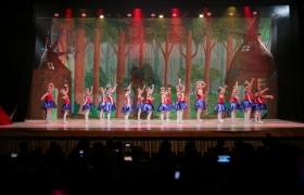 Espetáculo de dança do Sesi Escola homenageia os 300 anos de Cuiabá