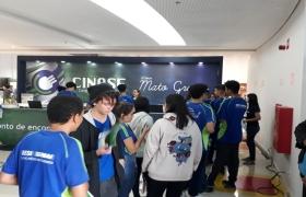 Circuito Nacional do Setor Elétrico atrai estudantes do Sesi Senai Cuiabá