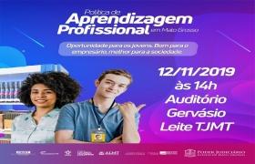 Fiemt participa de painel sobre Política de Aprendizagem Profissional no TJMT