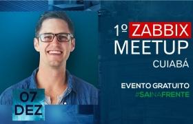 Fatec promove 1� ZABBIX Meetup Cuiab�