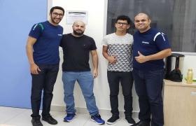 Fatec Cuiab� e Senai Sinop recebem premia��o nacional do Desafio Senai de Projetos Integradores