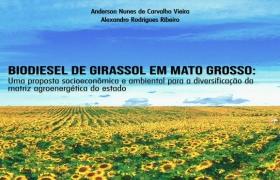 Professores de Cuiab� lan�am livro sobre biodiesel de girassol em MT durante congresso internacional