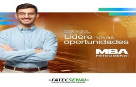 Inscri��es abertas para cursos de MBA com at� 50% de desconto