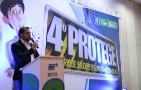 4º Protege - Seminário de Saúde e Segurança no Trabalho