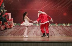 A Magia do Natal - Espetáculo de Ballet do Sesi Escola