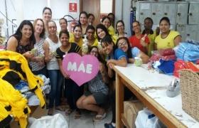 Ginástica Laboral - Dia das Mães