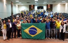 Jogo do Brasil no Sistema Fiemt